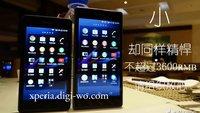 "Sony Xperia Z1s: Mini-Bolide passiert Zulassungsstelle als ""Amami"""