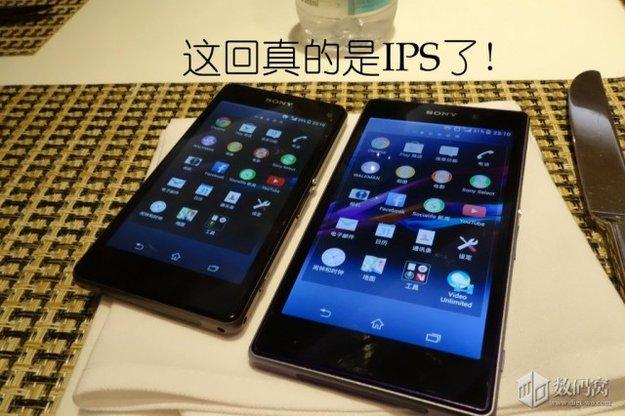 Sony Xperia Z1s: Neue Bilder und möglicher Preis geleakt