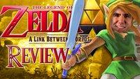 The Legend of Zelda - A Link between Worlds Test: Nachfolger einer Legende
