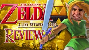 The Legend of Zelda - A Link between Worlds Test: Nachfolger einer Legende