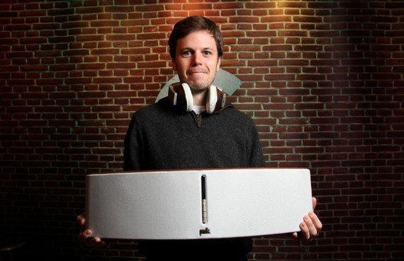 12 Audio-Gewinne inkl. Design-Airplay-Lautsprecher, im Wert von über 2.000 Euro