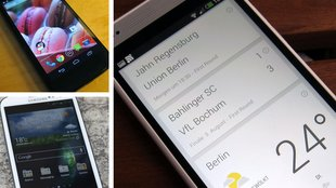 Android-Charts: Die androidnext-Top 5+5 der Woche (KW 46/2013)