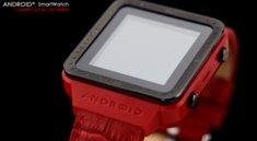 Uhrenhersteller 'Android' bringt Android-Uhr auf den Markt