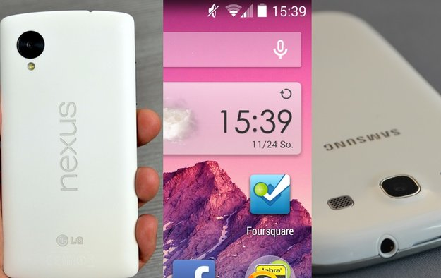 Android-Charts: Die androidnext-Top 5+5 der Woche (KW 47/2013)