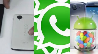 Android-Charts: Die androidnext-Top 5+5 der Woche (KW 45/2013)