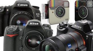 Heiß erwartete Kameras in 2014