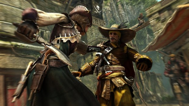 Assassin's Creed 4: Multiplayer-Event und Game Lab im Video vorgestellt
