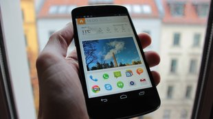 Aviate: Dynamischer, Kontext-sensitiver Android-Launcher angetestet