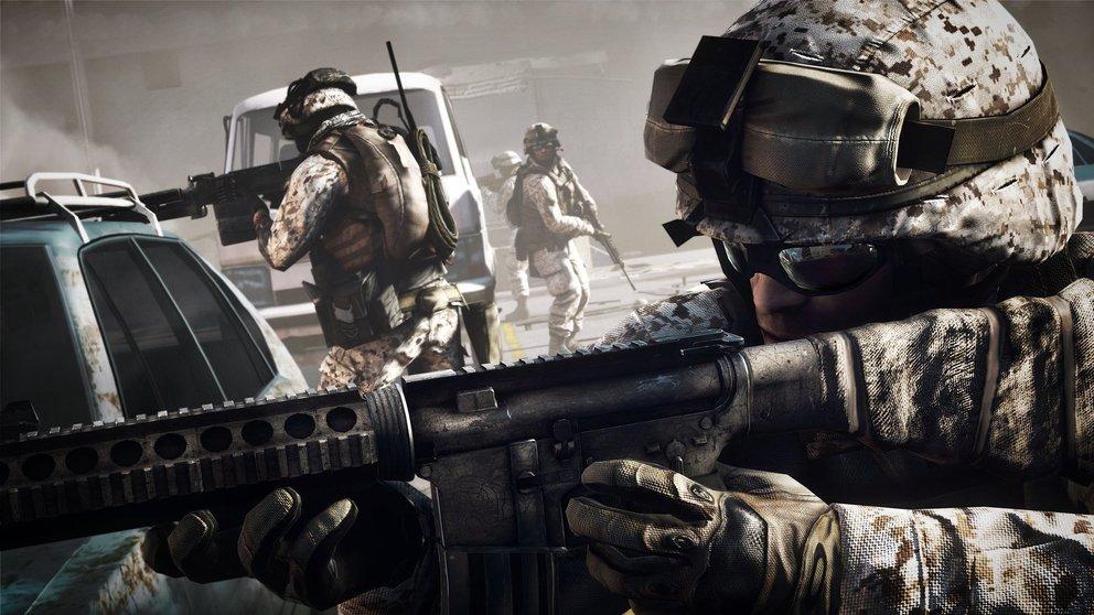 Battlefield 3 Waffen – Das ganze Arsenal Schießprügel von DICE und EA