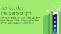 Black Friday 2013: Keine Rabatte bei Apple, maximal 100-Euro-Gutschein (Gewissheit) - Update