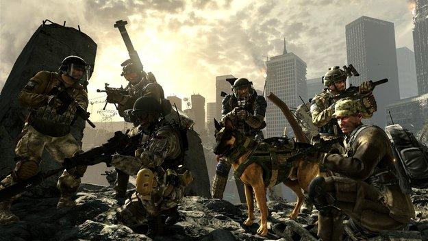 CoD - Ghosts: Singleplayer auf PS4 erst durch Day One-Patch in 1080p