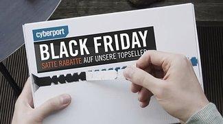Black Friday 2013 bei Cyberport:10 Prozent Rabatt auf über 150 Produkte - Update
