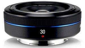 Samsung Pancake Objektiv 30MM / F2.0 NX-Serie