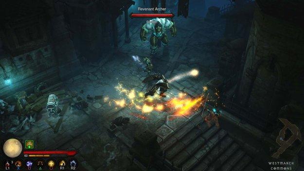 BlizzCon 2013: Diablo 3 mit Reaper of Souls auf der PS4, Trailer