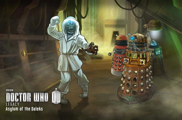Doctor Who: Free2Play-Titel erscheint für iOS und Android