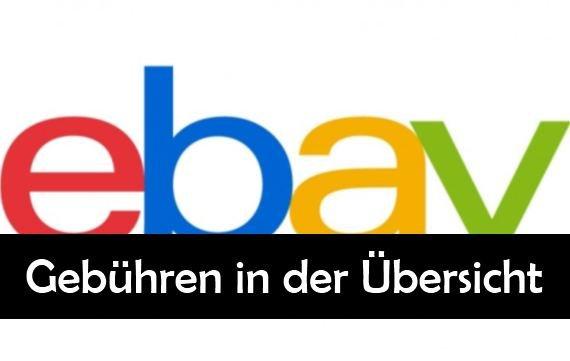 eBay Gebühren in der Übersicht: Angebot, Auktion und Zusatzoptionen