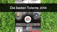 Fußball Manager 14: Talente im Überblick - Die besten Spieler für die Zukunft