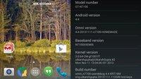 Samsung Galaxy Note 2: Erstes inoffizielles Android 4.4-ROM verfügbar