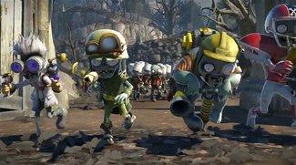 Plants vs. Zombies - Garden Warfare: Trailer zur PC-Fassung & Infos zur Vorbestellung