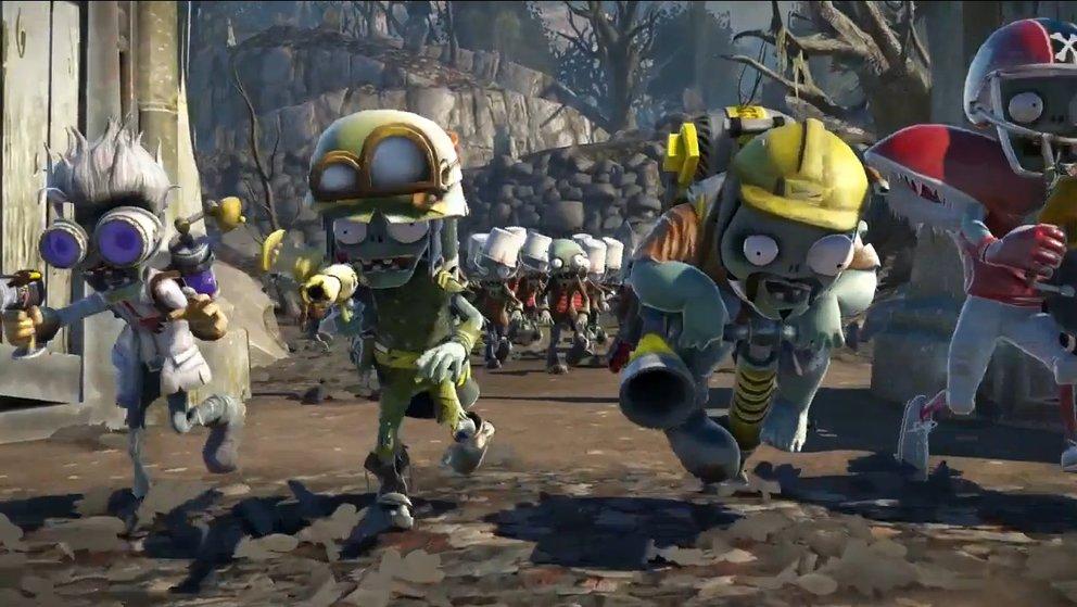 Plants vs. Zombies - Garden Warfare: EA fügt Mikrotransaktionen hinzu