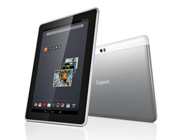 Gigaset QV830 und GV1030: Münchener Telefon-Hersteller debütiert mit zwei Android-Tablets