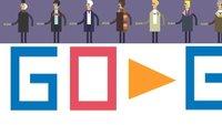 Top 5 Google-Doodle-Spiele: Doctor Who, Pac-Man, Star Trek...