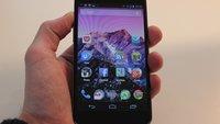 Google Now Launcher: Homescreen des Nexus 5 jetzt im Play Store verfügbar [APK-Download]