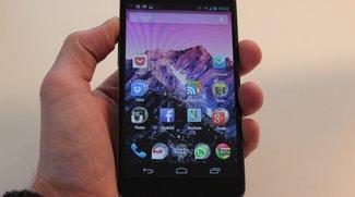 Nexus 4: OTA-Update auf Android 4.4 soll Ende November erscheinen