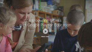 Google Play for Education: Play Store für Unterrichtsmaterial in den USA gestartet