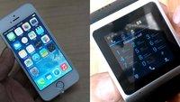 GooPhone: iPhone 5s-Klon mit Octa Core-CPU, eigene Smartwatch vorgestellt