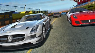 GT Racing 2: Gamelofts Real Racing-Kontrahent im Play Store gelandet