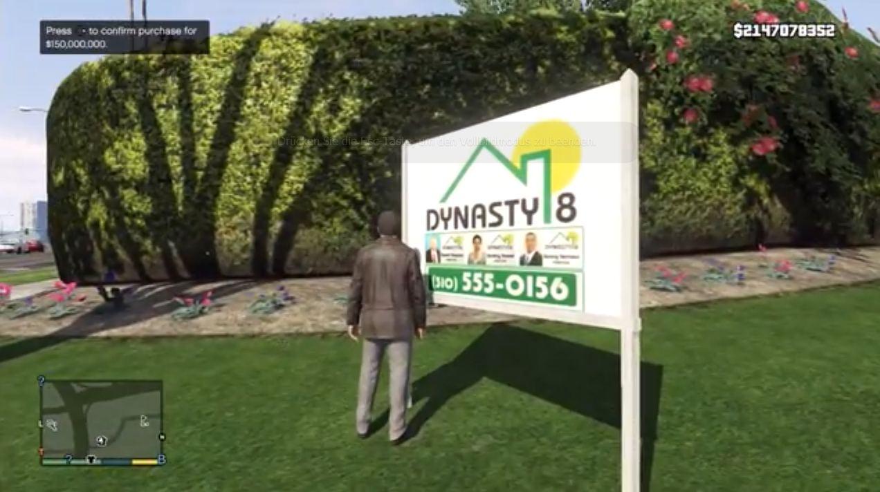 GTA 5: Immobilien - Geld verdienen und Einnahmen maximieren