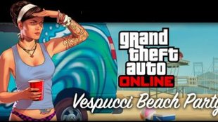 GTA Online: Beach Bum: Rockstar lädt ein zur Beach-Party