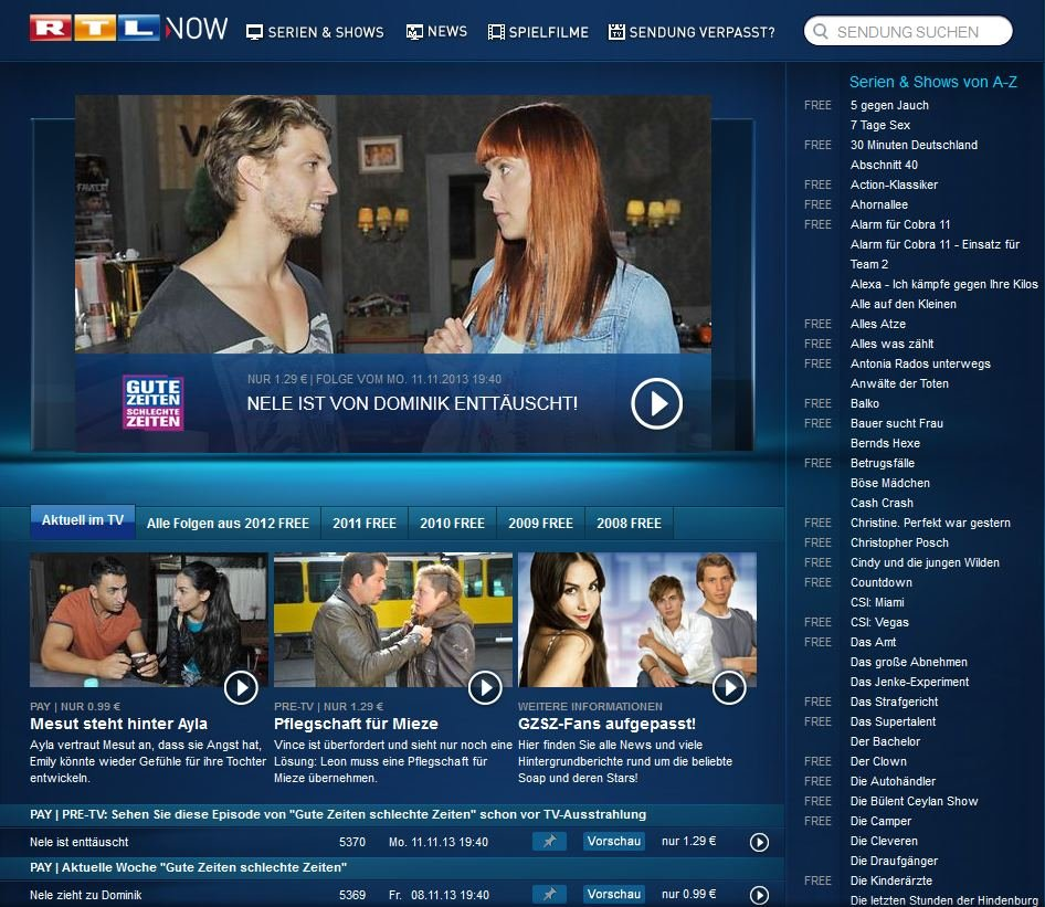 Gzsz Folge 1 Online Stream