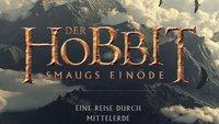 """Chrome-Experiment zum Hobbit: """"Reise durch Mittelerde"""" im Browser spielen"""