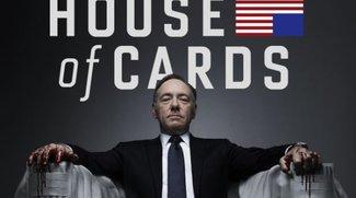 House Of Cards im Stream online sehen - Start Staffel 2 heute