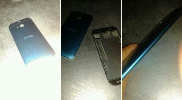 HTC M8: Nachfolger des HTC One angeblich auf ersten Fotos zu sehen