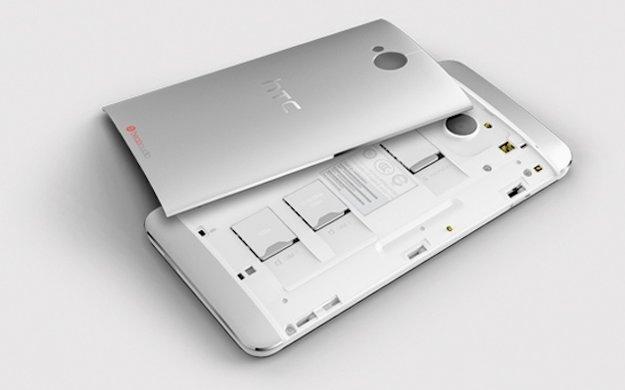 HTC One mit Dual SIM- und microSD-Slot kommt nach Europa