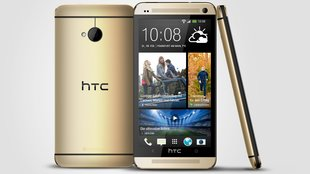 HTC One: Goldenes Modell ab Anfang Dezember bei O2 Deutschland