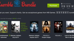 Humble WB Games Bundle: Batman, F.E.A.R und Scribblenauts im Angebot