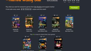 Humble Weekly Sale: Pinball FX2-Pakete mit Marvel im Angebot