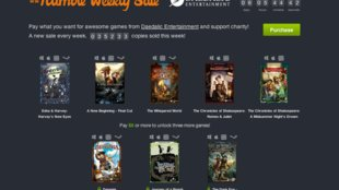 Humble Daedalic Bundle: Adventures im Humble Weekly Sale