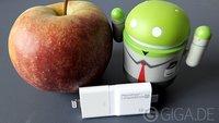 Speicher für iPhone, iPad und Android: i-FlashDrive A im Test