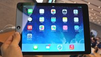 iPad Air im Hands on (Bildergalerie)