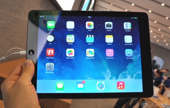 iPad Air im Test: Das perfekte Tablet?