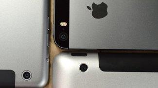Testfotos: Kameras von iPad Air, iPad mini, iPad 2, iPhone 5s, etc. im Vergleich