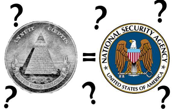 Illuminati Rückwärts