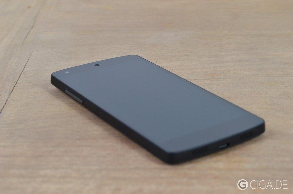 Nexus 5: Fluffiger erster Eindruck mit Bedenken
