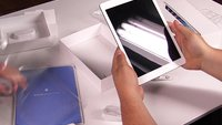 iPad Air: Frust-Unboxing