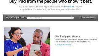 Retina-iPad mini: In manchen US-Stores jetzt auch ohne Reservierung erhältlich